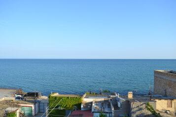 Дом для отдыха, 60 кв.м. на 6 человек, 2 спальни, Пляжный переулок, 4, Евпатория - Фотография 1