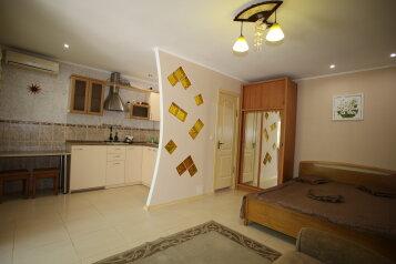 1 этаж с двориком своим под ключ, 28 кв.м. на 3 человека, 1 спальня, Русская улица, 45, Феодосия - Фотография 4