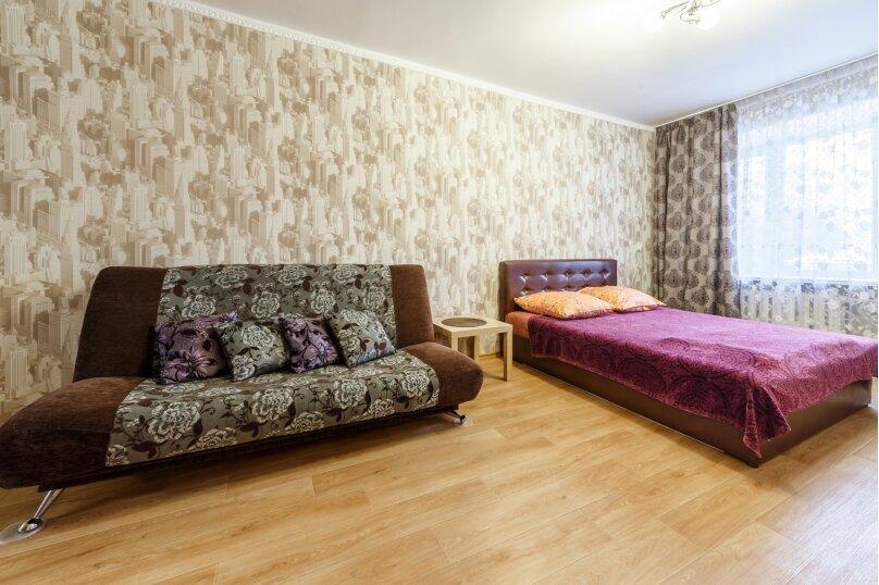 1-комн. квартира, 40 кв.м. на 4 человека, проспект Ленина, 10, метро Площадь 1905 года, Екатеринбург - Фотография 7