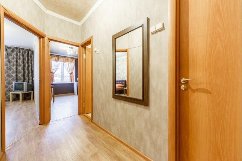 1-комн. квартира, 40 кв.м. на 4 человека, проспект Ленина, 10, метро Площадь 1905 года, Екатеринбург - Фотография 10