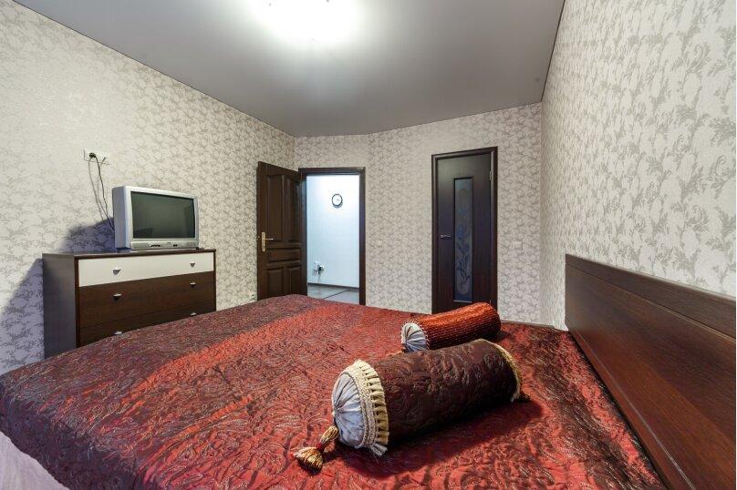 2-комн. квартира, 50 кв.м. на 4 человека, улица Мамина-Сибиряка, 137, Екатеринбург - Фотография 2