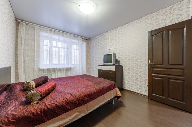 2-комн. квартира, 50 кв.м. на 4 человека, улица Мамина-Сибиряка, 137, Екатеринбург - Фотография 4