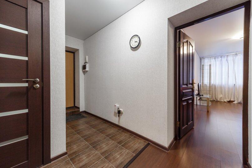 2-комн. квартира, 50 кв.м. на 4 человека, улица Мамина-Сибиряка, 137, Екатеринбург - Фотография 6