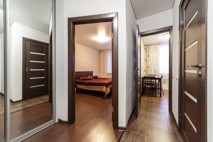 2-комн. квартира, 50 кв.м. на 4 человека, улица Мамина-Сибиряка, 137, Екатеринбург - Фотография 7