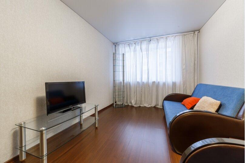 2-комн. квартира, 50 кв.м. на 4 человека, улица Мамина-Сибиряка, 137, Екатеринбург - Фотография 8