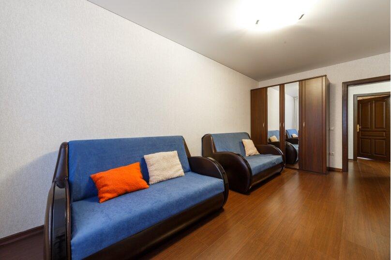 2-комн. квартира, 50 кв.м. на 4 человека, улица Мамина-Сибиряка, 137, Екатеринбург - Фотография 10