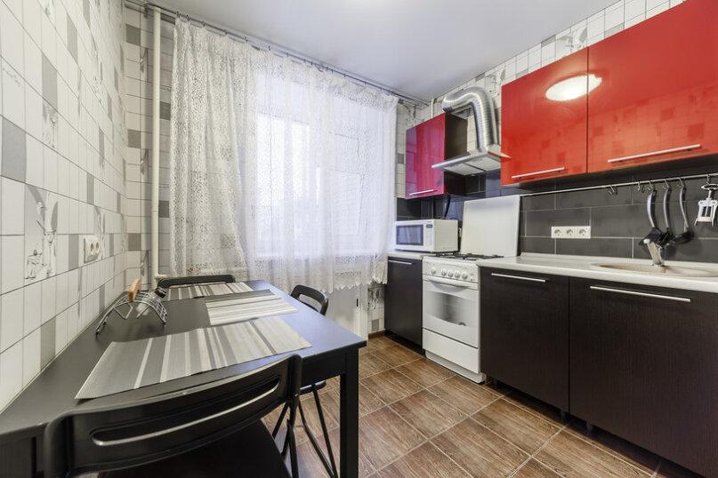 2-комн. квартира, 50 кв.м. на 4 человека, улица Мамина-Сибиряка, 137, Екатеринбург - Фотография 12