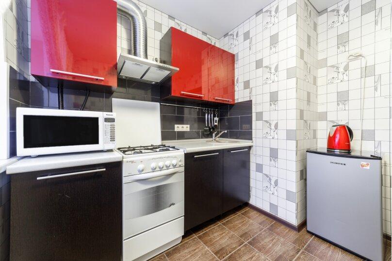 2-комн. квартира, 50 кв.м. на 4 человека, улица Мамина-Сибиряка, 137, Екатеринбург - Фотография 15