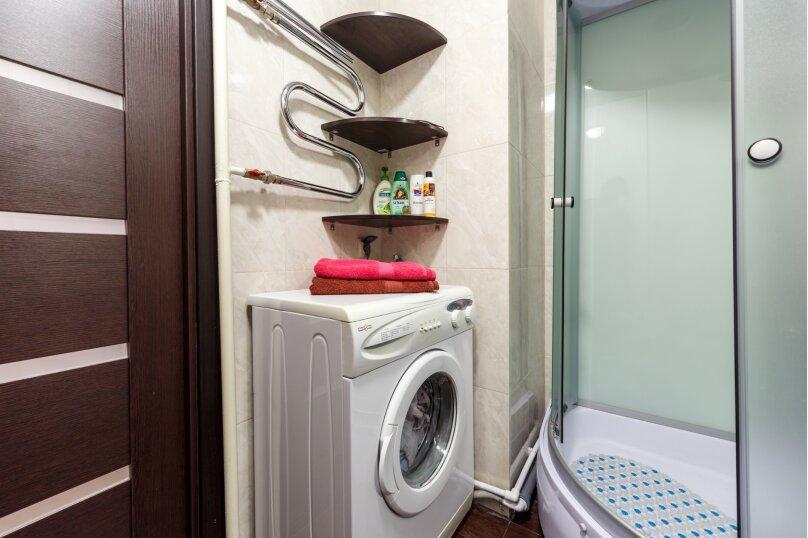 2-комн. квартира, 50 кв.м. на 4 человека, улица Мамина-Сибиряка, 137, Екатеринбург - Фотография 17