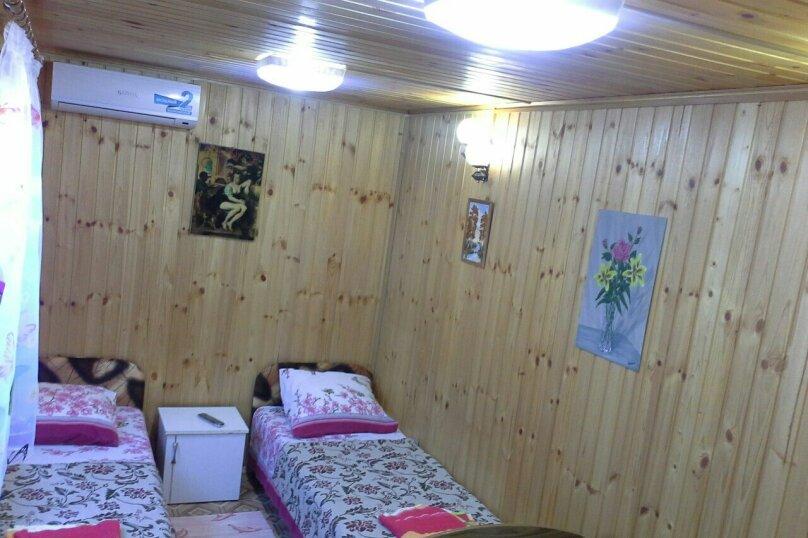 Дом под ключ, 80 кв.м. на 5 человек, 3 спальни, Морская улица, 27, Голубицкая - Фотография 8