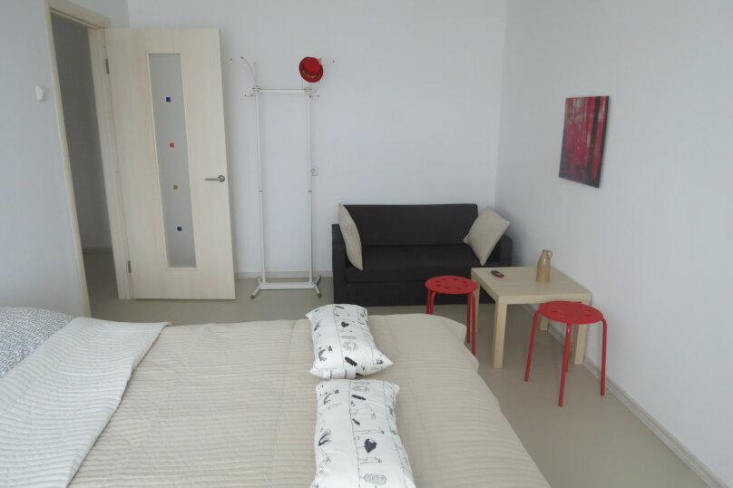 3-комн. квартира, 73 кв.м. на 8 человек, улица Гущина, 4, Псков - Фотография 7