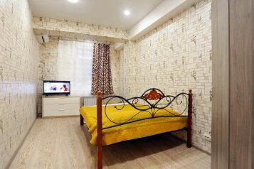2-комн. квартира, 45 кв.м. на 4 человека, улица Просвещения, 167, Хоста - Фотография 3
