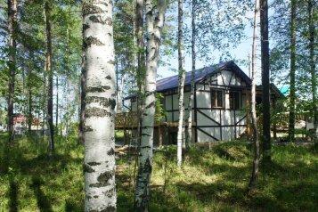 Альпийский домик , 95 кв.м. на 6 человек, 3 спальни, Снежная улица, Байкальск - Фотография 1