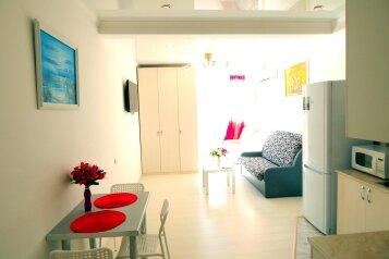 1-комн. квартира, 40 кв.м. на 4 человека, Виноградная улица, Новый Сочи, Сочи - Фотография 1