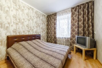 1-комн. квартира, 40 кв.м. на 4 человека, проспект Ленина, Площадь 1905 года, Екатеринбург - Фотография 4