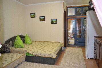 Бюджетный трёх месный, 25 кв.м. на 3 человека, 1 спальня, Пляжный переулок, 4, Евпатория - Фотография 1