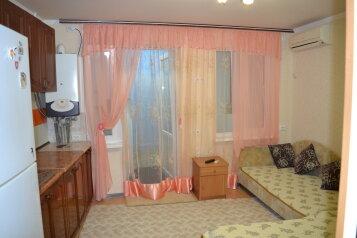 Бюджетный трёх месный, 25 кв.м. на 3 человека, 1 спальня, Пляжный переулок, 4, Евпатория - Фотография 2