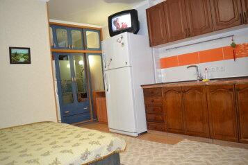 Бюджетный трёх месный, 25 кв.м. на 3 человека, 1 спальня, Пляжный переулок, 4, Евпатория - Фотография 3