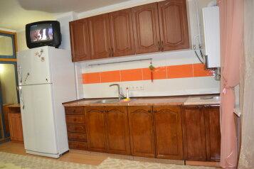 Бюджетный трёх месный, 25 кв.м. на 3 человека, 1 спальня, Пляжный переулок, 4, Евпатория - Фотография 4