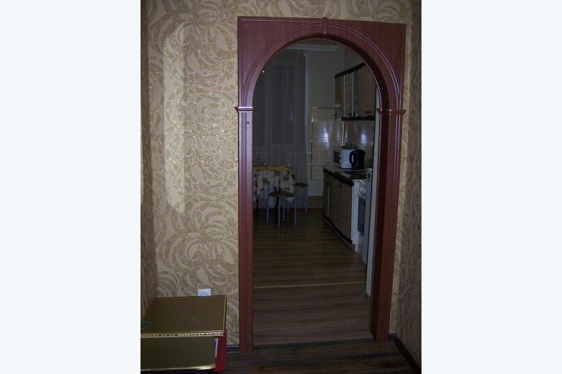2-комн. квартира, 54 кв.м. на 6 человек, Автозаводская улица, 47, Ярославль - Фотография 2