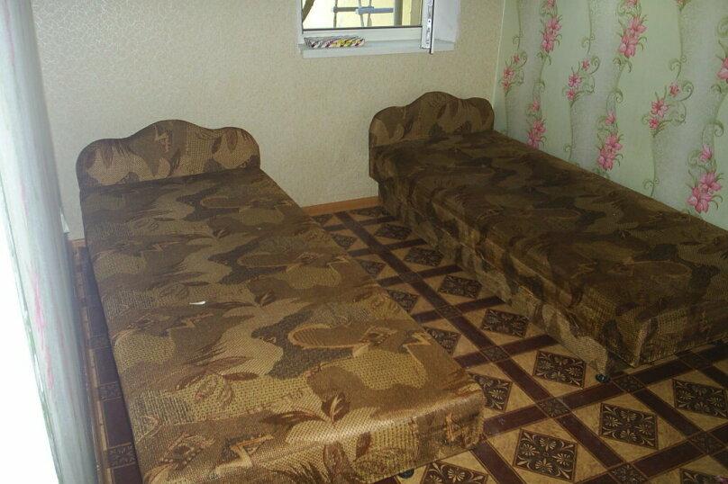 5 местный  2х комнатный с проходными комнатами семейный, С/Т Черноморье, 6, Агой - Фотография 1