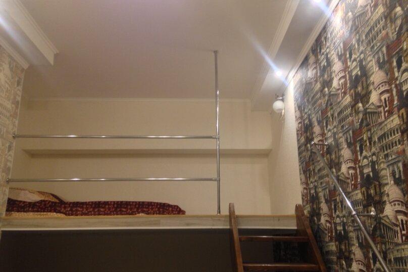 1-комн. квартира, 50 кв.м. на 5 человек, улица Яна Фабрициуса, 2/27А, Хоста - Фотография 7