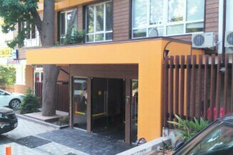 1-комн. квартира, 50 кв.м. на 5 человек, улица Яна Фабрициуса, 2/27А, Хоста - Фотография 10