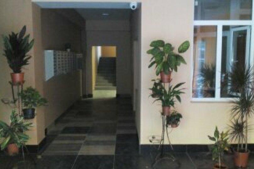 1-комн. квартира, 50 кв.м. на 5 человек, улица Яна Фабрициуса, 2/27А, Хоста - Фотография 1
