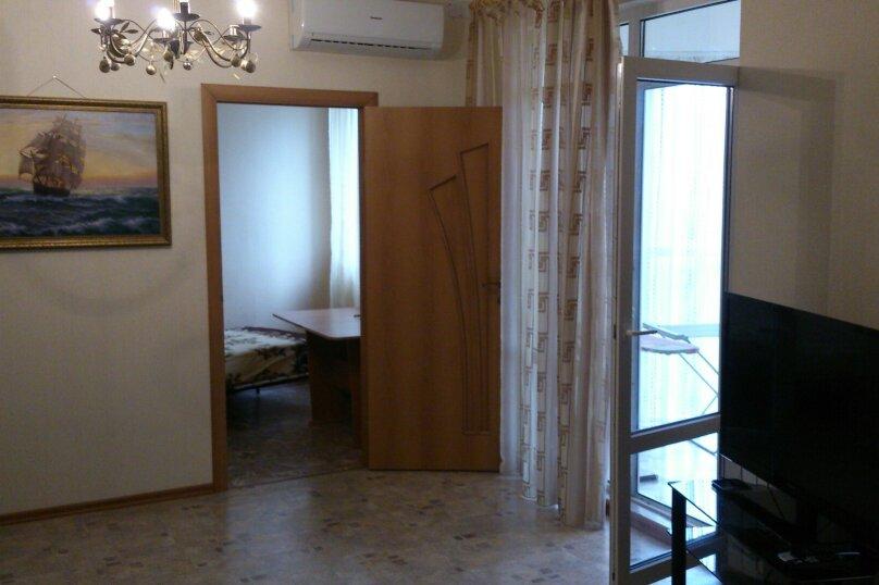2-комн. квартира, 45 кв.м. на 5 человек, улица Ленина, 5А, Адлер - Фотография 2