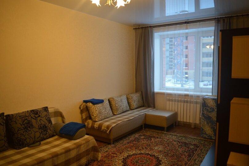 1-комн. квартира, 45 кв.м. на 4 человека, Советская улица, 190Д, Тамбов - Фотография 1