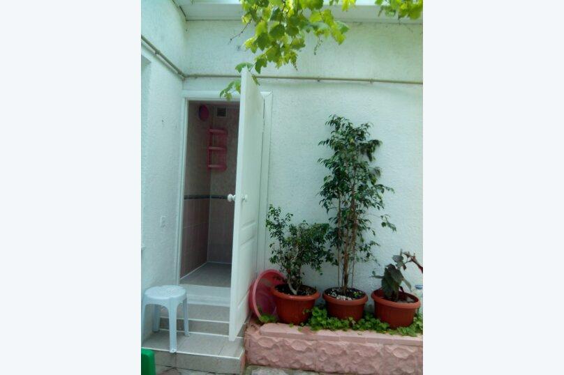 Сдаю дом   под   ключ, 45 кв.м. на 6 человек, 2 спальни, Таврическая улица, 12, Алушта - Фотография 23