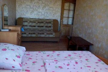 2-комн. квартира, 50 кв.м. на 5 человек, улица Айвазовского, Судак - Фотография 3