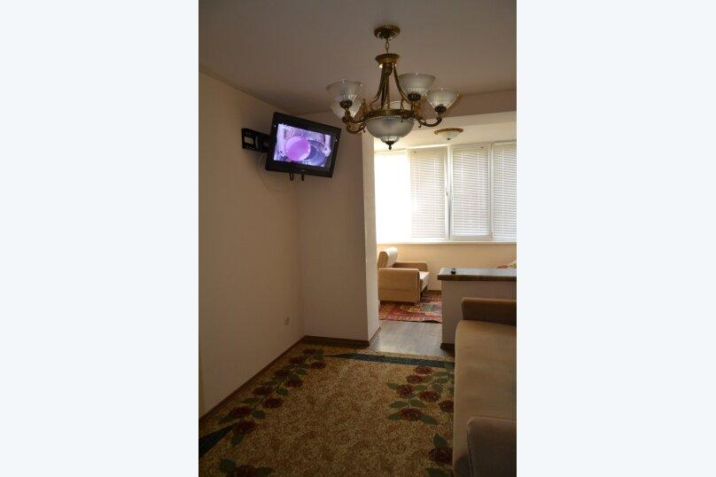 3-комн. квартира, 70 кв.м. на 6 человек, Интернациональная улица, 41, Саки - Фотография 6