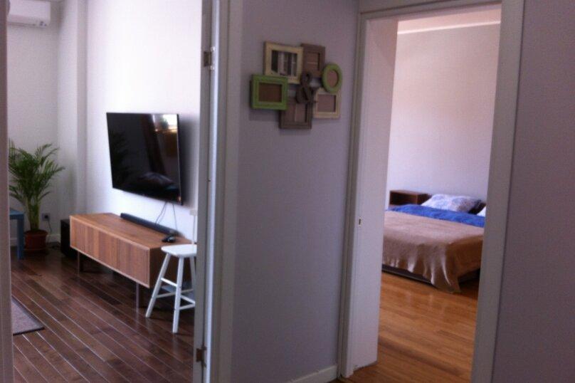 2-комн. квартира, 73 кв.м. на 4 человека, Античный проспект, 64, Севастополь - Фотография 5