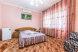 Комфорт двуспальная кровать:  Номер, Полулюкс, 3-местный (2 основных + 1 доп), 1-комнатный - Фотография 95