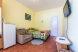Комфорт двуспальная кровать:  Номер, Полулюкс, 3-местный (2 основных + 1 доп), 1-комнатный - Фотография 98