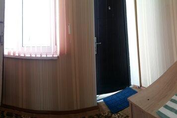 Домик, 25 кв.м. на 4 человека, 1 спальня, 2-й микрорайон, Ольгинка - Фотография 2