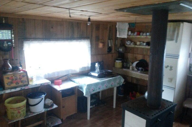 Дом у озера Тикшозеро, 32 кв.м. на 8 человек, 2 спальни, Муезерский , 5, Муезерский - Фотография 9