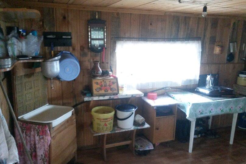 Дом у озера Тикшозеро, 32 кв.м. на 8 человек, 2 спальни, Муезерский , 5, Муезерский - Фотография 10
