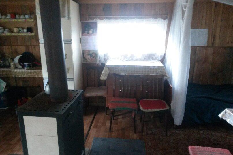 Дом у озера Тикшозеро, 32 кв.м. на 8 человек, 2 спальни, Муезерский , 5, Муезерский - Фотография 11