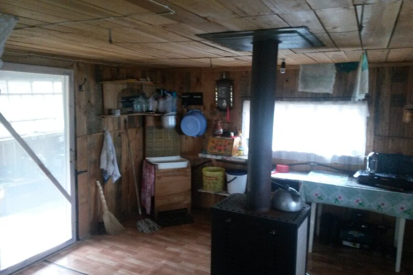 Дом у озера Тикшозеро, 32 кв.м. на 8 человек, 2 спальни, Муезерский , 5, Муезерский - Фотография 12