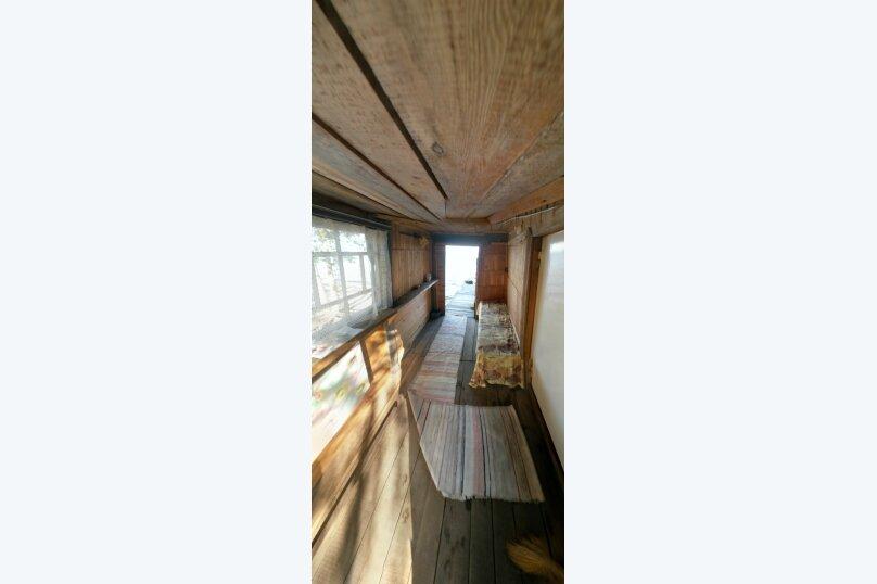 Дом у озера Тикшозеро, 32 кв.м. на 8 человек, 2 спальни, Муезерский , 5, Муезерский - Фотография 16