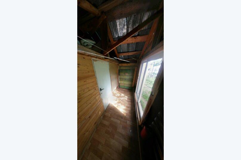 Дом у озера Тикшозеро, 32 кв.м. на 8 человек, 2 спальни, Муезерский , 5, Муезерский - Фотография 17