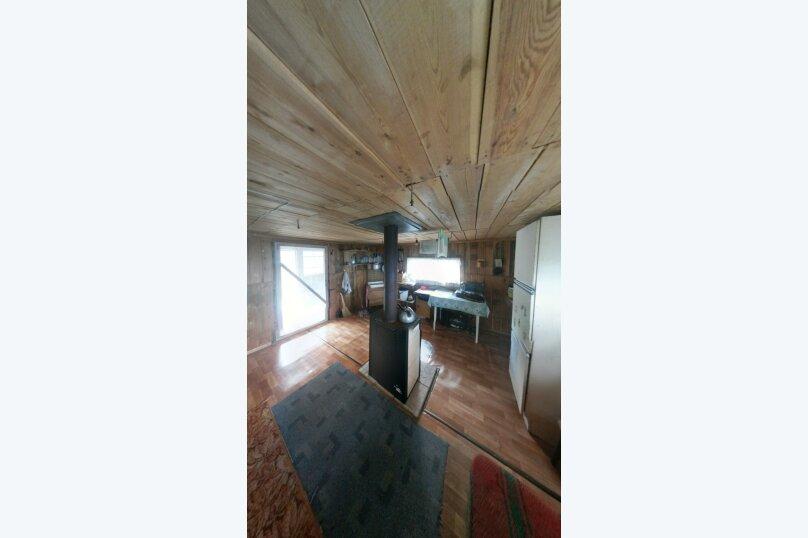 Дом у озера Тикшозеро, 32 кв.м. на 8 человек, 2 спальни, Муезерский , 5, Муезерский - Фотография 21