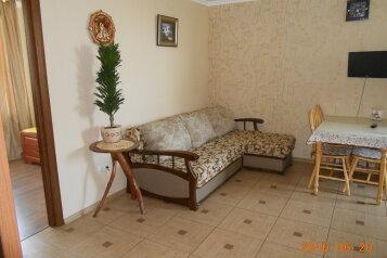 1-комн. квартира, 35 кв.м. на 4 человека, Солнечный переулок, Судак - Фотография 1