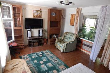 Дом , второй этаж полностью, 70 кв.м. на 5 человек, 2 спальни, улица Пуцатова, Алушта - Фотография 1