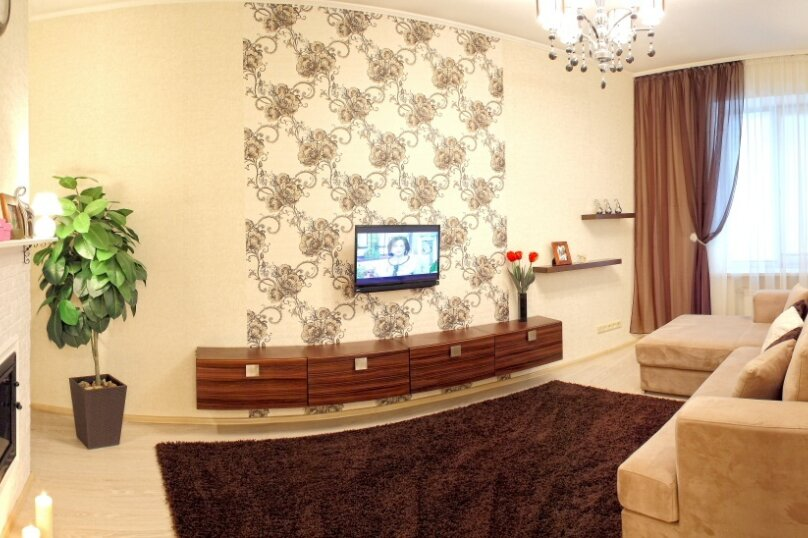 2-комн. квартира, 50 кв.м. на 4 человека, проспект Нахимова, 17, Севастополь - Фотография 8