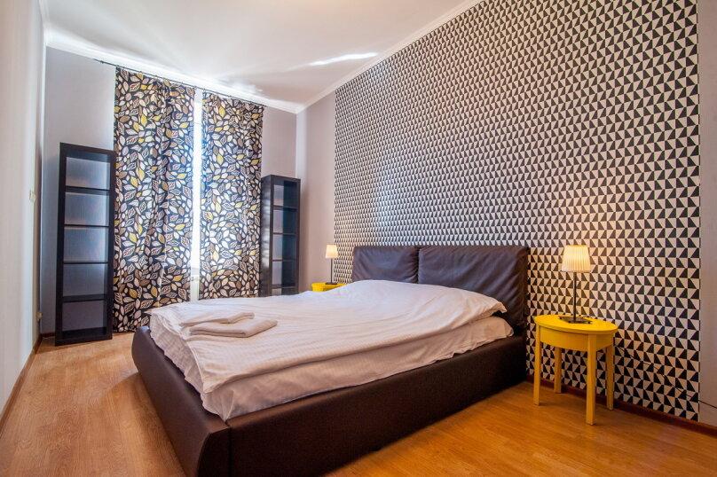 2-комн. квартира, 50 кв.м. на 4 человека, Гороховая улица, 22, Санкт-Петербург - Фотография 1