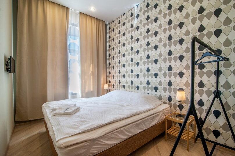2-комн. квартира, 50 кв.м. на 4 человека, Гороховая улица, 22, Санкт-Петербург - Фотография 5