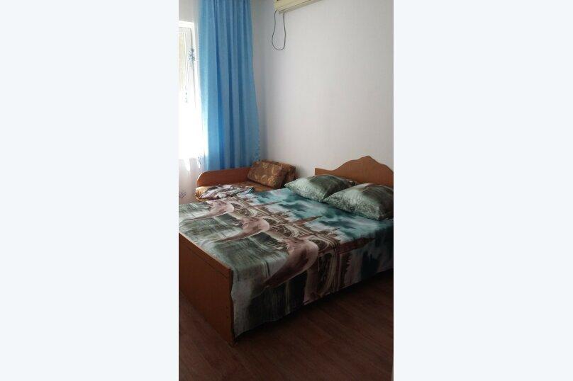 Трехместная комната с удобствами, Рыбзавод, Монашеское ущелье, 13, Пицунда - Фотография 1